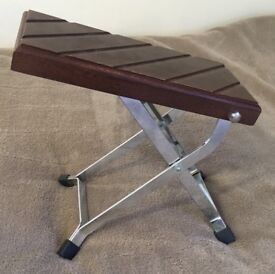 Samba Wooden Home Footstool Classical Guitar accessory made in Spain posture Foot Stool