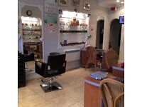 Hairdresser Chair to Rent in Established Beauty Salon
