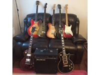 Older guitarist looking for occasional gigs... Guitar player, Lead guitar, Rhythm guitar