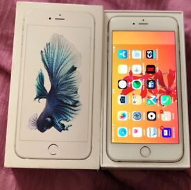 Apple I phone 6 s plus 16 Gb in very good condition unlocked to all networks