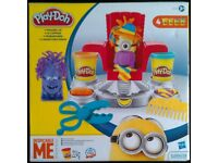 Play-Doh 'Despicable Me' Disguise Lab (new)