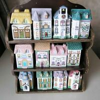 Avon Ceramic Spice Shelf (French Tudor Style Buildings)