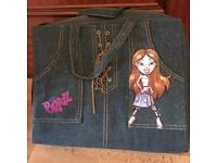 Bratz Denim Storage Carry Case