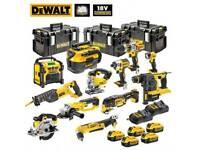WANTED power tools Stihl, Hilti, Makita, Dewalt, Snap-on, Ryobi, Bosch