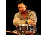Drum Lessons (North London) - Professional Teacher
