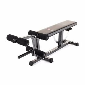Iron Master Bench with Attachments !!!