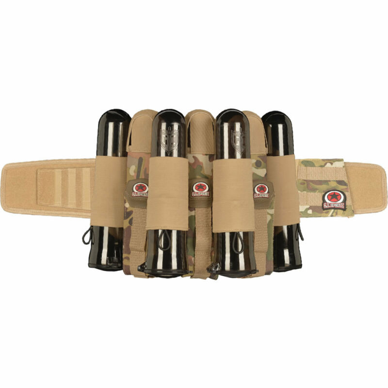 GI Sportz Glide Harness - 3+4 - - Multicam - Paintball