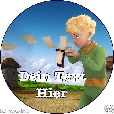 Eßbar Tortenaufleger Der kleine Prinz DVD NEU Dekoration Tortenbild backe