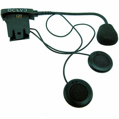 Genuine Cardo Scala Rider Audio Microphone for TeamSet Solo & Q2 (Long Boom)