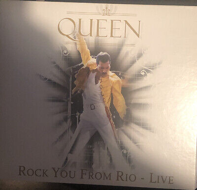 Queen Live 1985 Rock You From Rio