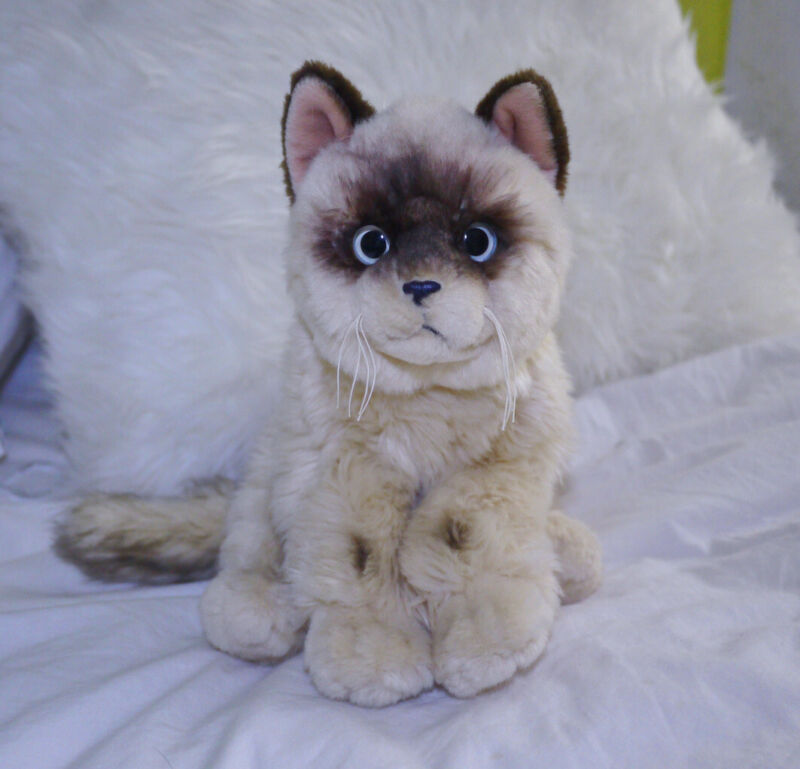 Webkinz Signature Ragdoll Cat - RARE