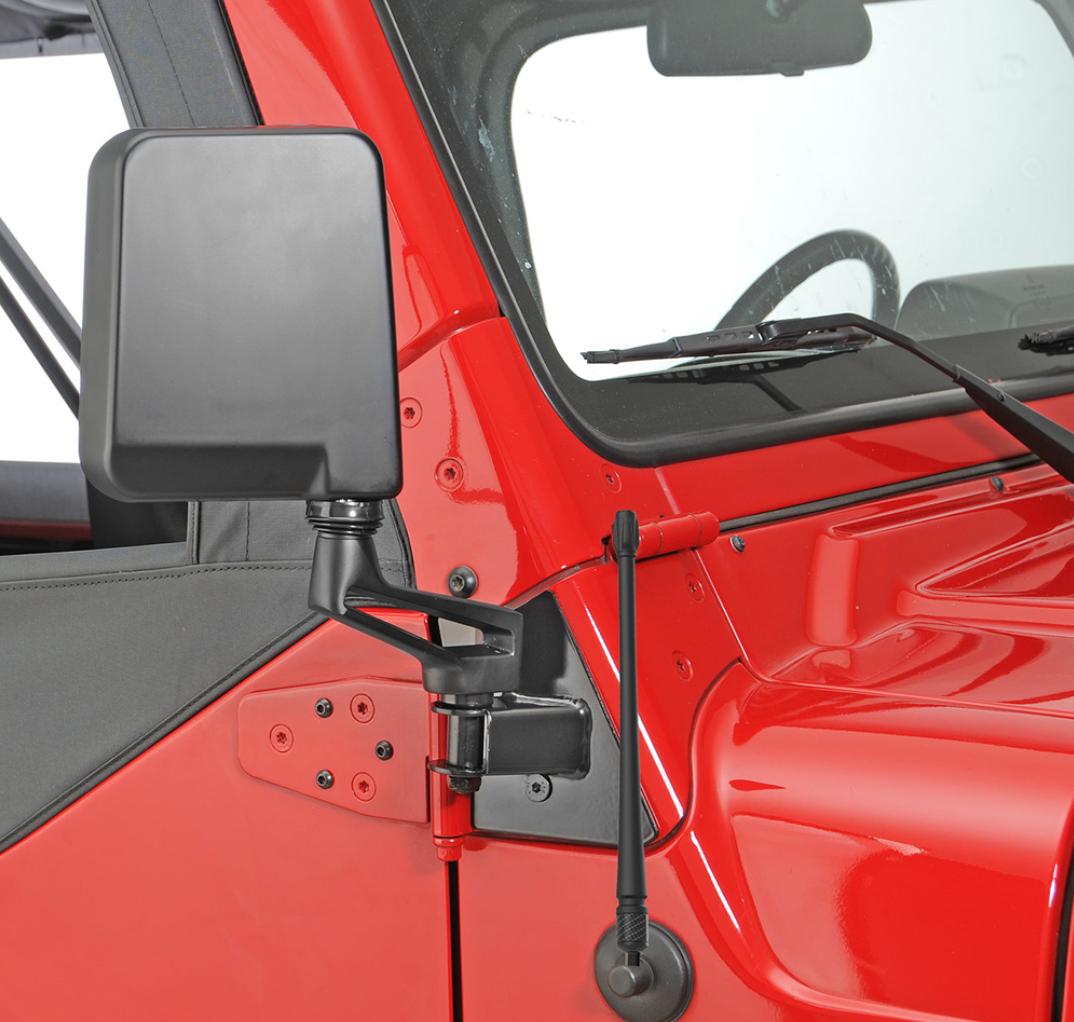 "как выглядит RYDONAIR 9"" Antenna Fits 2007-2021 Jeep Wrangler JK JLRubicon Sahara Gladiator фото"