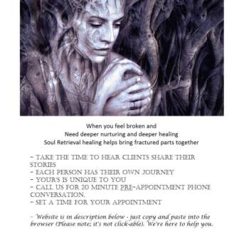 KAHUNA  Massage Body and Soul by Master Healer Trainer