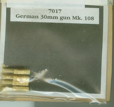 1/72 German 30mm gun Mk.108 resin AIRES 7017