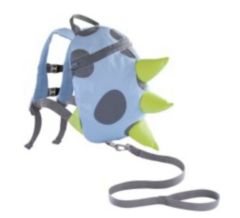 Goldbug Toddler Child Safety Security Harness Monster Dinosaur Backpack Tether