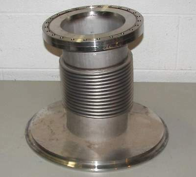 Mdc Varian 10 Conflat High Vacuum Iso 16 Bellows