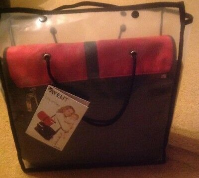 Philips Avent  Urban Bag, Changing Baby Bag With Many Extras