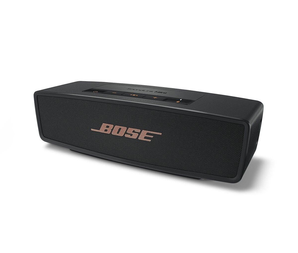 Bose SoundLink Mini II Bluetooth Speaker, Factory-Renewed