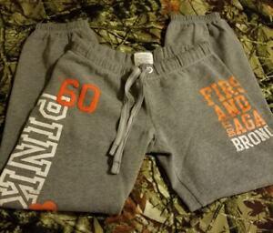 Victoria's Secret PINK Sweatpants Pants Denver Broncos
