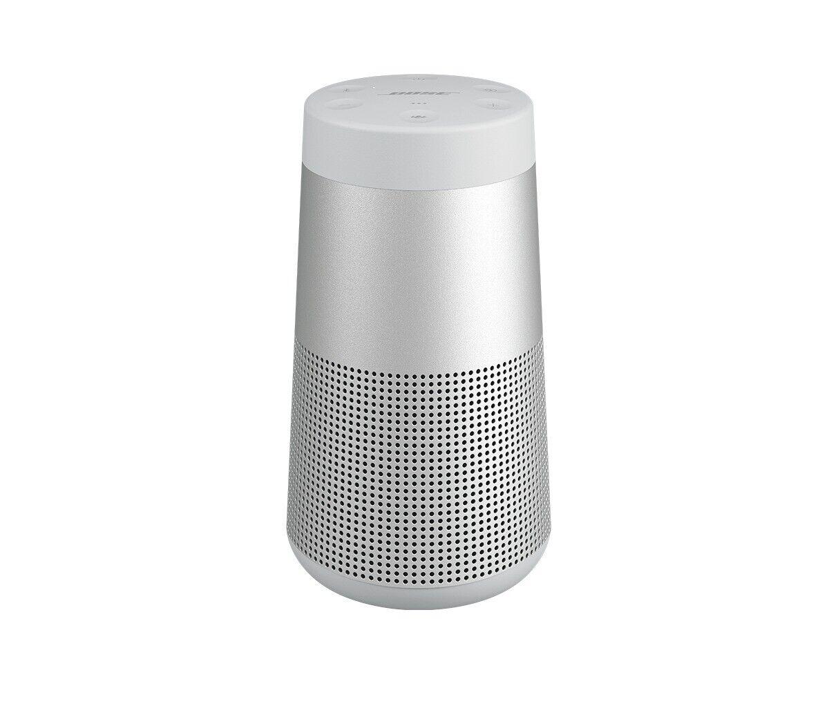 Bose SoundLink Revolve Bluetooth Speaker Luxe Silver