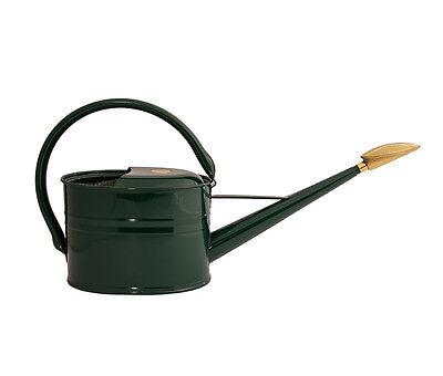 Haws Slimcan 5 L ✿ Gießkanne ✿ Grün ✿ British Green ✿ Landhaus ✿ Slim Can