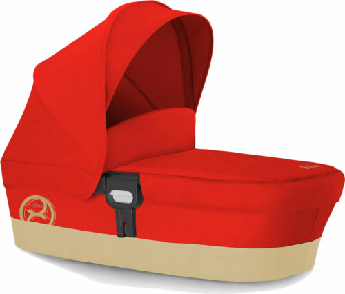 CYBEX CARRY COT M     AUTUMN  GOLD    NEW