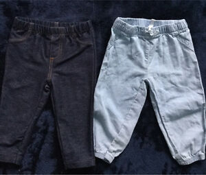 Carter's baby girl jeans