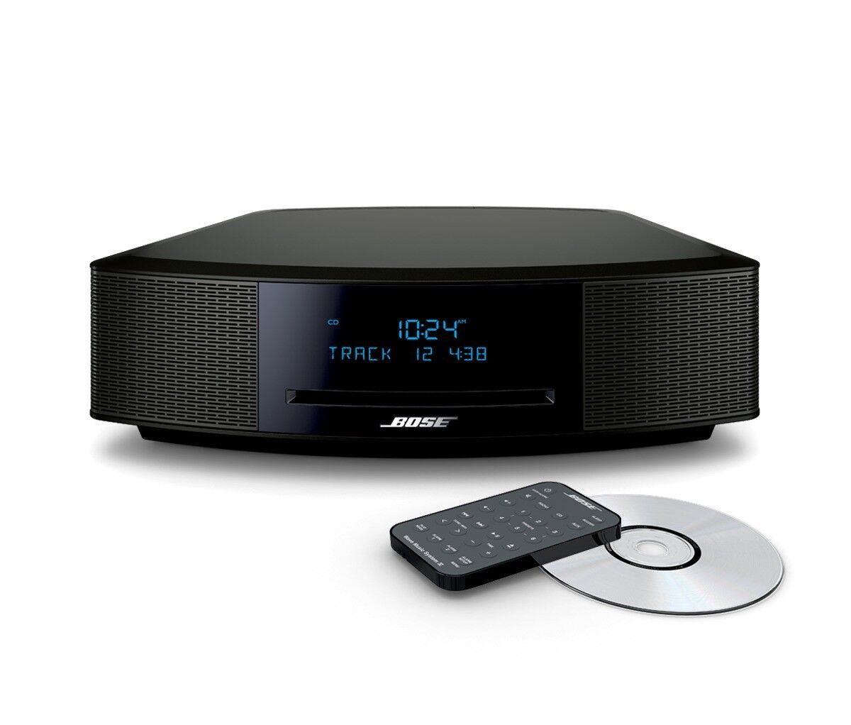 Bose Wave Music System IV, Factory Renewed