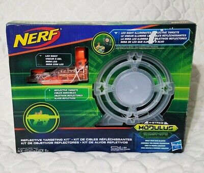 Nerf N-Strike Ghost Ops Reflective Targeting Kit NEW MUST SEE
