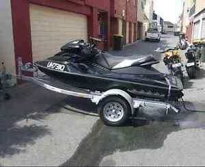 Sea doo jetski 220 horsepower  2009 black East Perth Perth City Area Preview