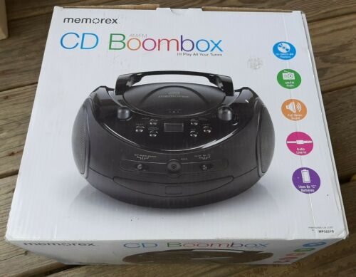 portable cd boombox