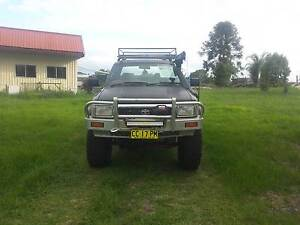 Toyota Hilux Ute 3.0LT Turbo Diesel  L@@K Wingham Greater Taree Area Preview