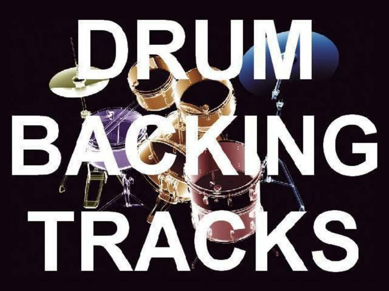 60 Drum Jam Tracks Practice Lessons Guitar Bass Backin. FULL LENGTH RECORD READY