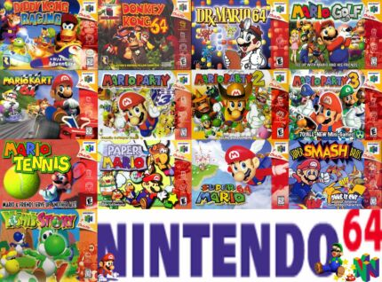 BUYING N64 & SNES GAMES AND CONSOLE CASH WAITING West Beach West Torrens Area Preview