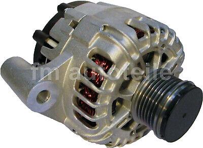 147000 km 5148310 2011-12-19 G09 Lichtmaschine OPEL Insignia A Sports Tourer