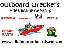 Outboard boat motor parts wreckers johnson yamaha mercury mariner West Perth Perth City Preview