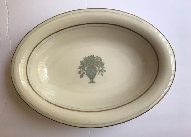 """Castleton China DORSET 10"""" Oval Serving Bowl"""
