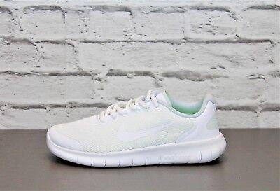 Neu! Nike FREE RUN 2017 (GS) 904255100 Low Sneaker Schuhe Turnschuhe 904255 100