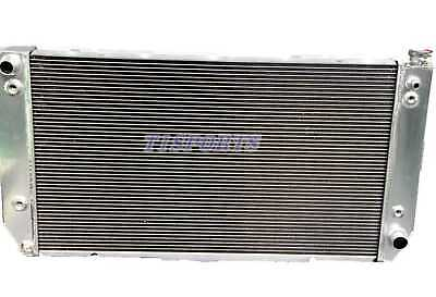 ALUMINUM RADIATOR for 1994-2000 CHEVY/GMC C/K 2500 3500 Pickup 1995 1996 1997 98