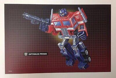 TRANSFORMERS OPTIMUS PRIME POSTER PACKAGE ART IDW PORTFOLIO ARTWORK AUTOBOTS HAS Transformers Prime-poster