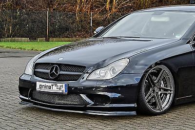 Frontspoiler Lippe  aus ABS für Mercedes CLS 219 CLS55 AMG CLS 63AMG 2004-10