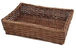 PADSTOW-WICKER-STORAGE-BASKET-TRAY-HAMPER-X-LARGE-BREAD-FRUIT-VEG-TOILETRIES