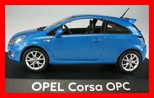 norev opel corsa opc bleu m tallis 1 43 neuf dans neuf dans sa bo te voiture miniature ebay. Black Bedroom Furniture Sets. Home Design Ideas