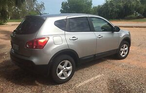 2007 Nissan Dualis ST 4WD Broome Broome City Preview