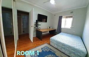 1 Room for HOUSE SHARE for FEMALE - North Parramatta - Bills Included