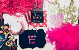 Bachelorette party supplies!