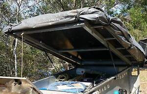 XTrail camper tent, rear fold, full annexe, to fit your trailer Cairns Cairns City Preview