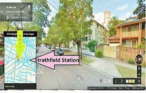 1 minute to bus stop & 5 mins to strathfield station Strathfield Strathfield Area Preview