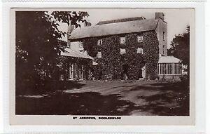 ST ANDREWS, BIGGLESWADE: Bedfordshire postcard (C25685)