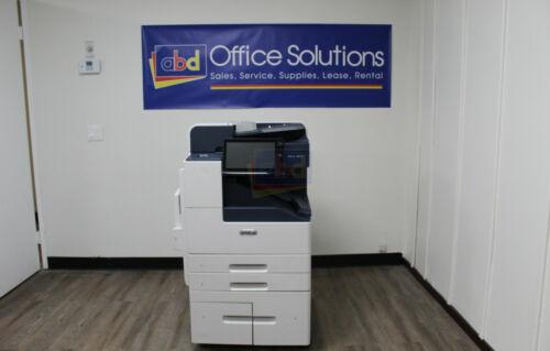Xerox Altalink B8075 A3 Mono Laser Copier Printer Scanner Mfp 75ppm B8055 B8065